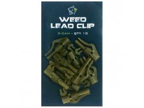 Nash závěsky Weed Lead Clips