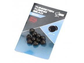 Nash tungstenové korálky Tungsten Tubing Beads