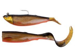 Savage Gear gumová nástraha Cutbait Herring Kit 25cm 460g Red Fish