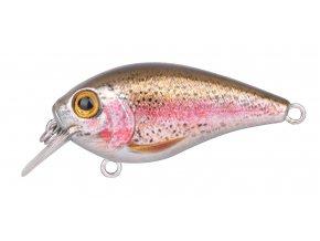 SPRO wobler Ikiru Naturals Crank 45 Floating Rainbow Trout