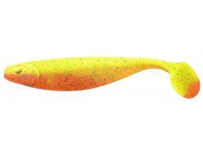 SPRO gumová nástraha Mega Shad 20cm Yellow Punch