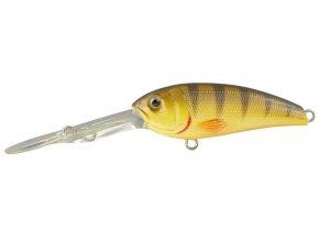 SPRO wobler Gomen Shad 60 Yellow Perch