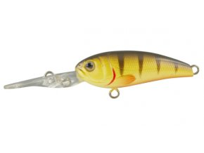 SPRO wobler Chibi Shad 40 LL Yellow Perch
