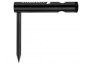 Stabilisor Black Aluminium