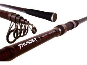Delphin prut Thunder Tele 3,6m 140g