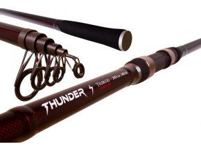 Delphin prut Thunder Tele 3,9m 140g