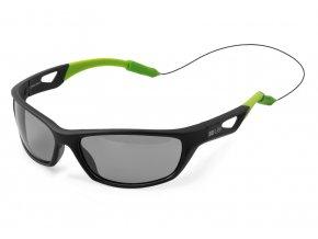 Delphin polarizační brýle SG Flash Šedé skla