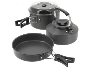 NGT sada nádobí Kettle Pot & Pan Set