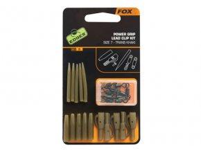 Fox sada na výrobu montáží EDGES Power Grip Lead Clip Kit