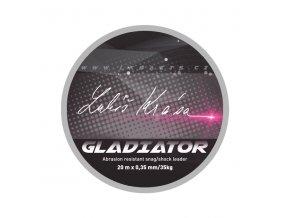 LK Baits šňůra Gladiator 20m