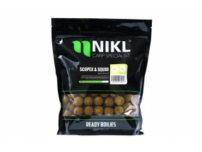 Karel NIKL Ready boilie Scopex & Squid