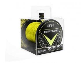 Record Carp Fluo žlutá 2