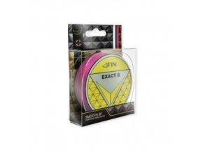 Spin Exact8 Růžová