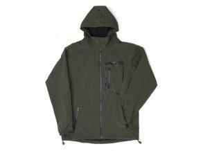 Fox bunda Green & Black Softshell Jacket