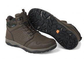 CHUNK Khaki Mid Boots 1