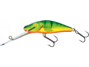 Salmo wobler Bullhead Super Deep Runner Hot Perch