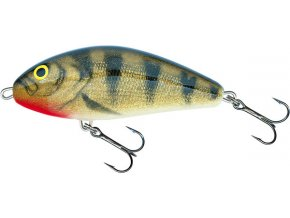 Salmo wobler Fatso Floating Emerald Perch