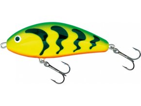 Salmo wobler Fatso Floating Green Tiger