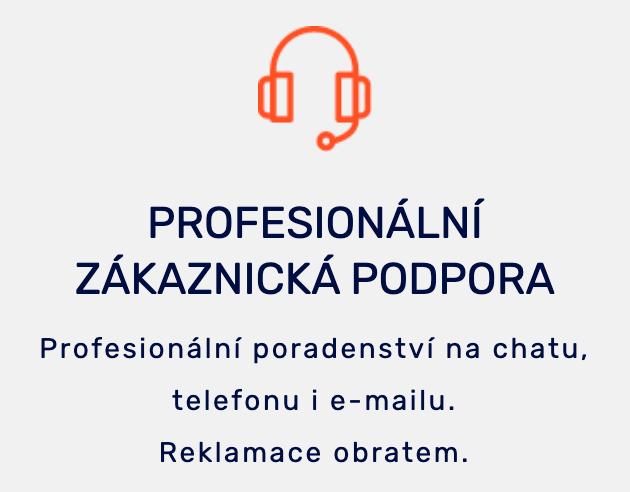 Profesionální podpora