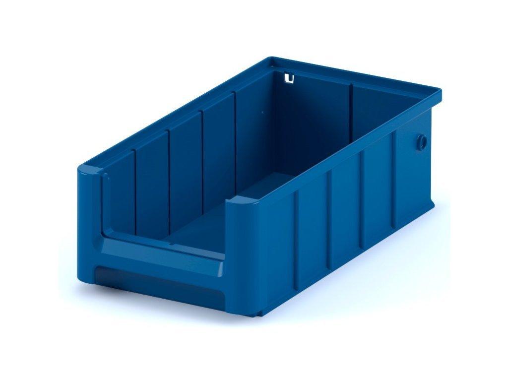 Plastový skladovací box do regálu 30 x 15,5 x 9 cm