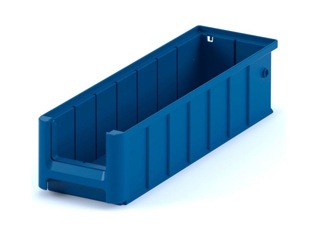 Plastový skladovací box do regálu 40 x 11,7 x 9 cm