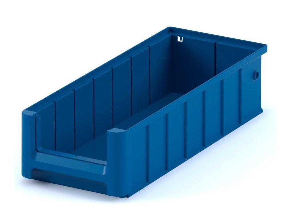 Plastový skladovací box do regálu 40 x 15,5 x 9 cm