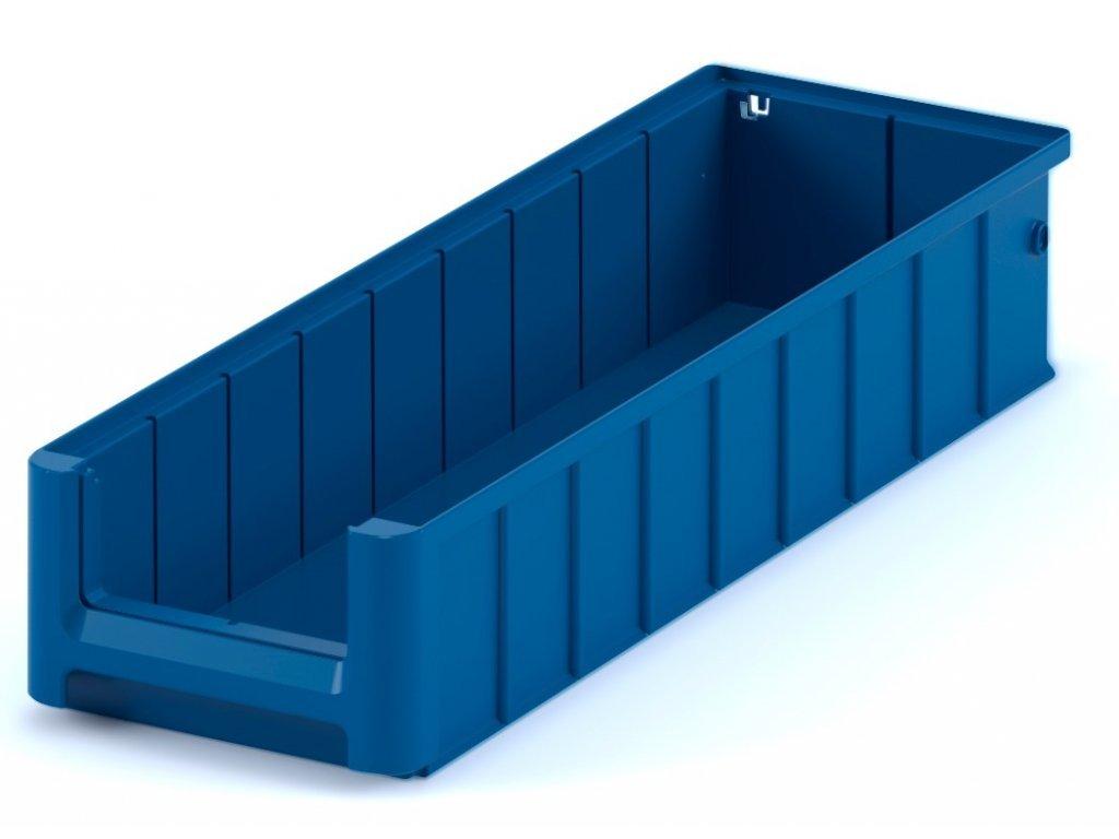 Plastový skladovací box do regálu 50 x 15,5 x 9 cm