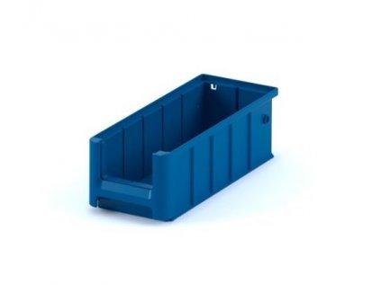 Plastový skladovací box do regálu 30 x 11,7 x 9 cm