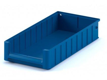 Plastový skladovací box do regálu 60 x 15,6 x 9 cm