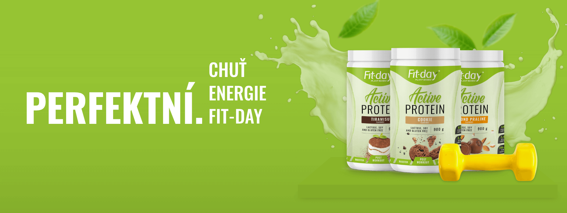 Fit-day protein active