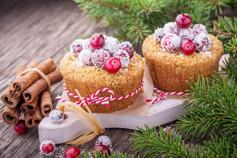 Vánoční skořicový mugcake