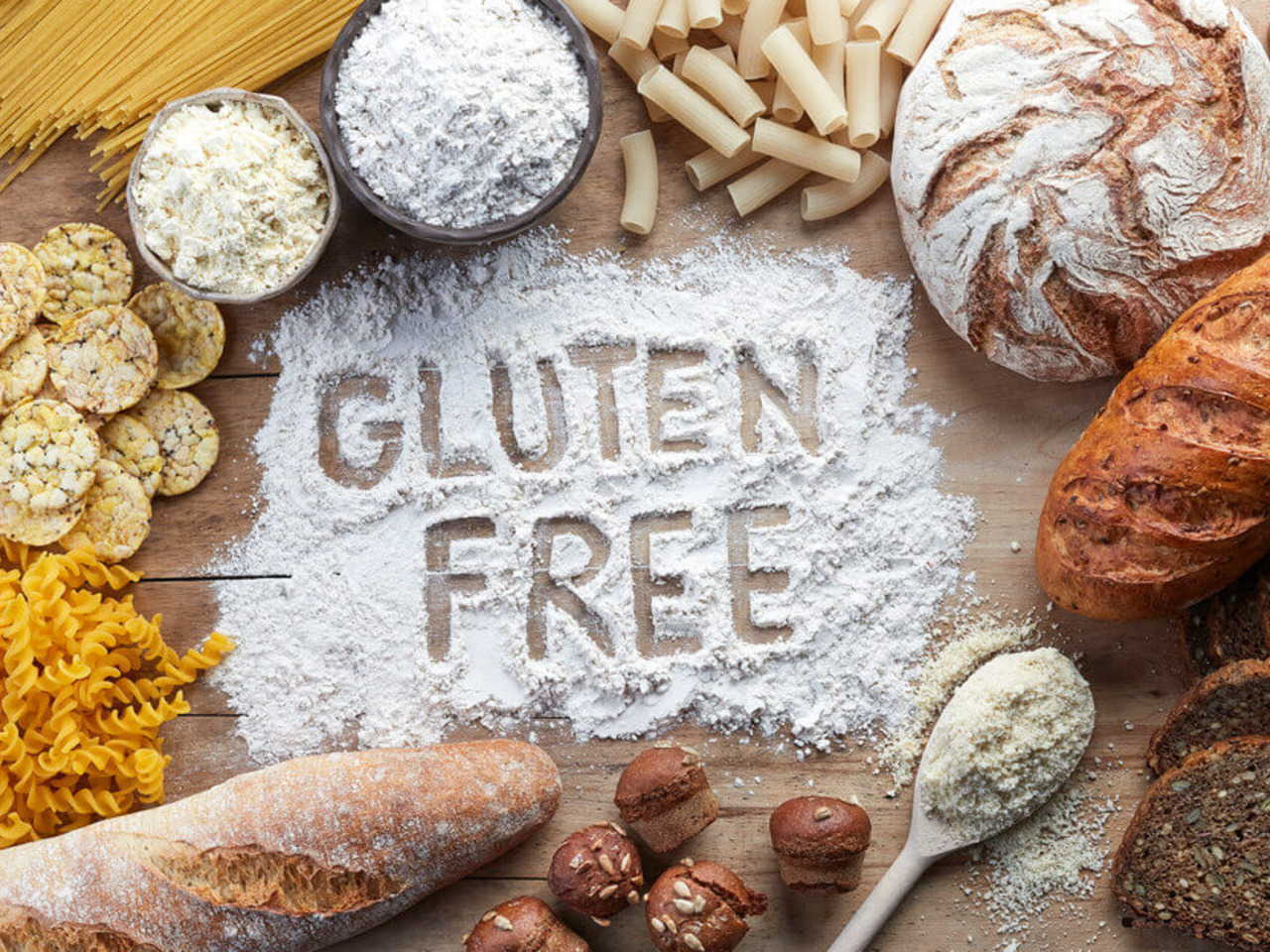 Celiakie aneb život bez lepku. Co jíst během bezlepkové diety?
