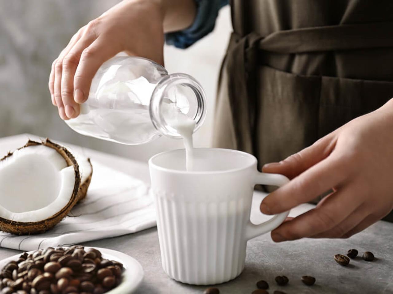 Co potřebujete vědět o kokosovém mléce