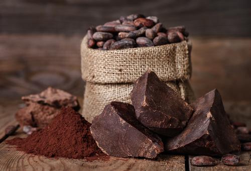 Kakaové boby - lék na špatnou náladu