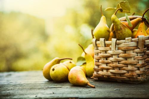 Hruška - plod nabitý zdraví prospěšnými živinami