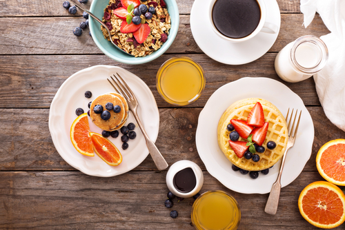 Snídaně jako základ