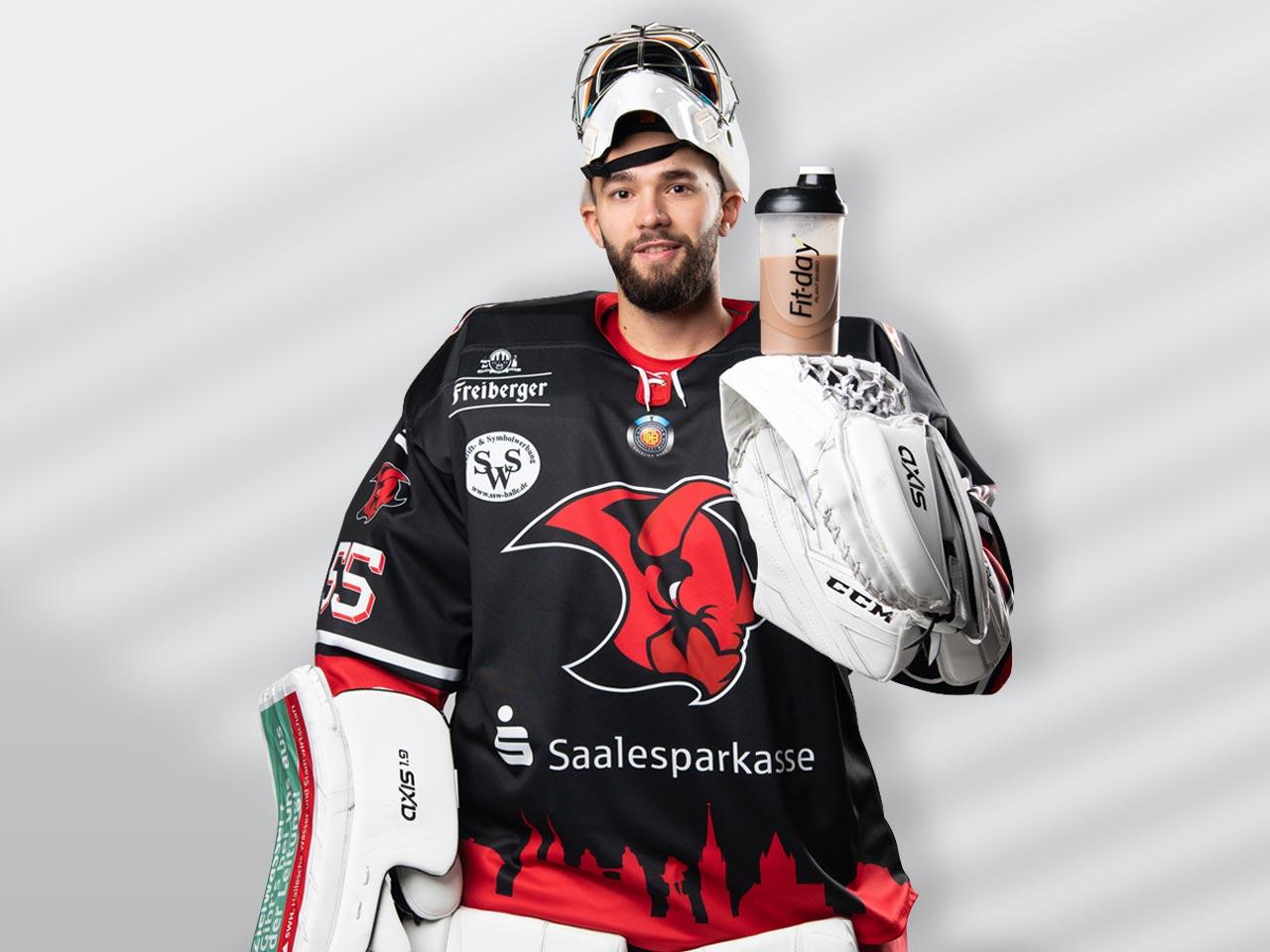 Jakub Urbisch - hokejový brankář