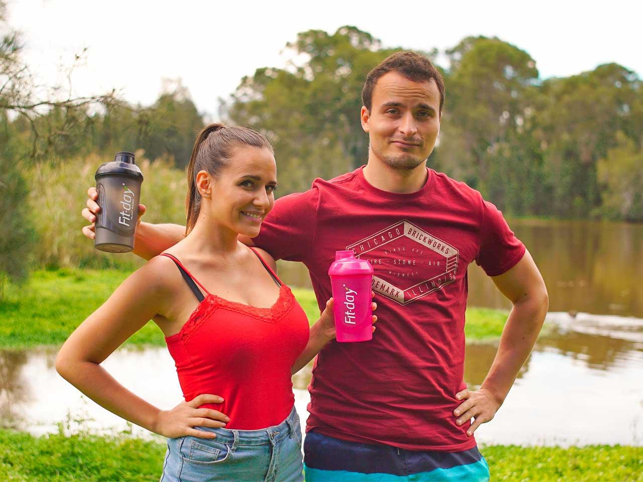 Aik a Johanka - youtubeři a cestovatelé