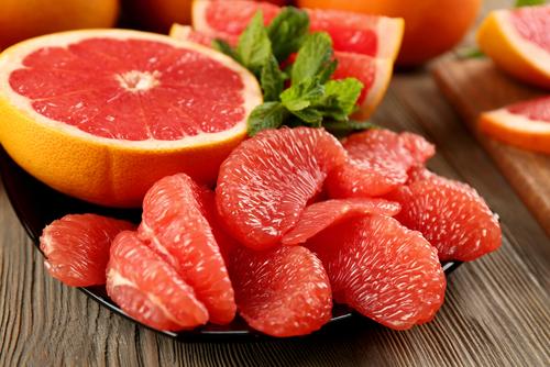 Grapefruit - Hořké zdraví