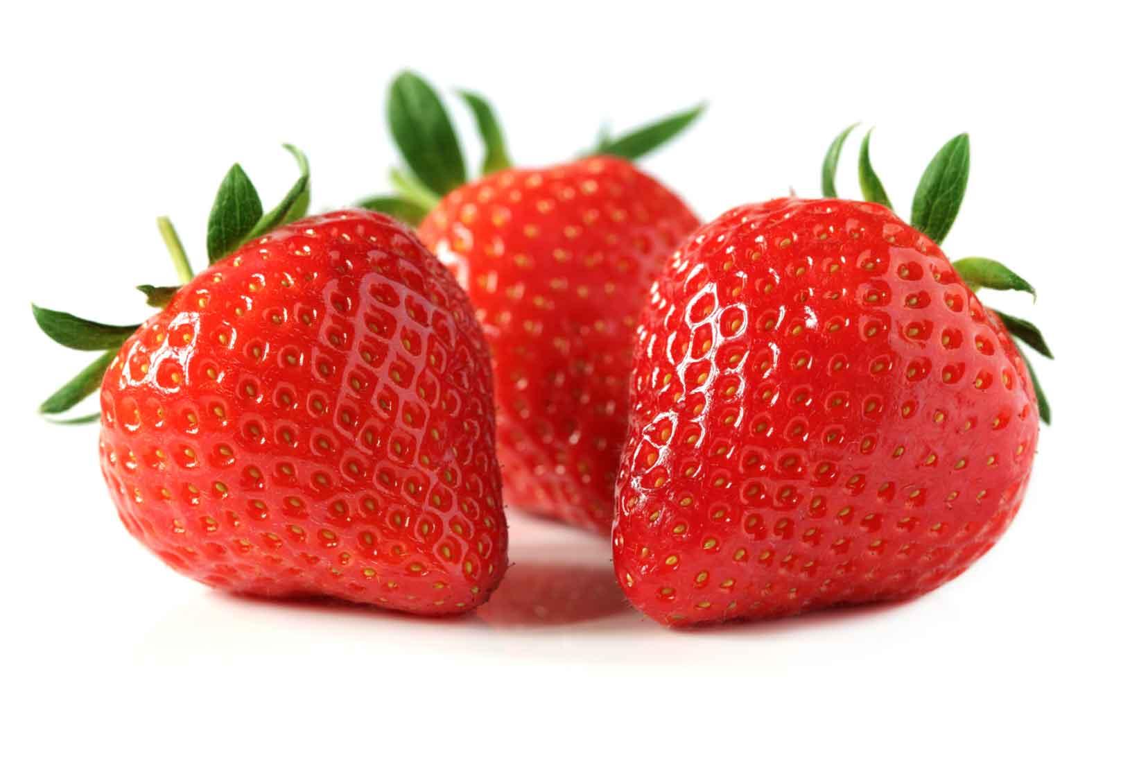 Jahody - bohatý zdroj vitamínu C