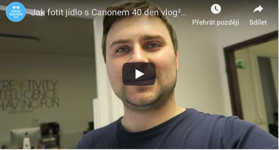 Jakub Molnár Fit - 40. den