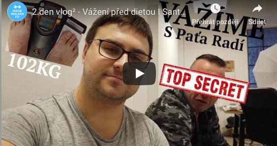 Jakub Molnár Fit - 2. den