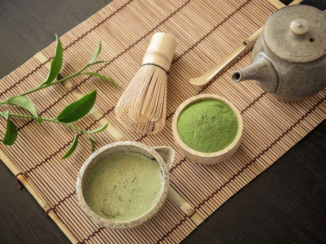 Kouzlo zeleného čaje matcha: Dodá energii, zklidní a posílí paměť