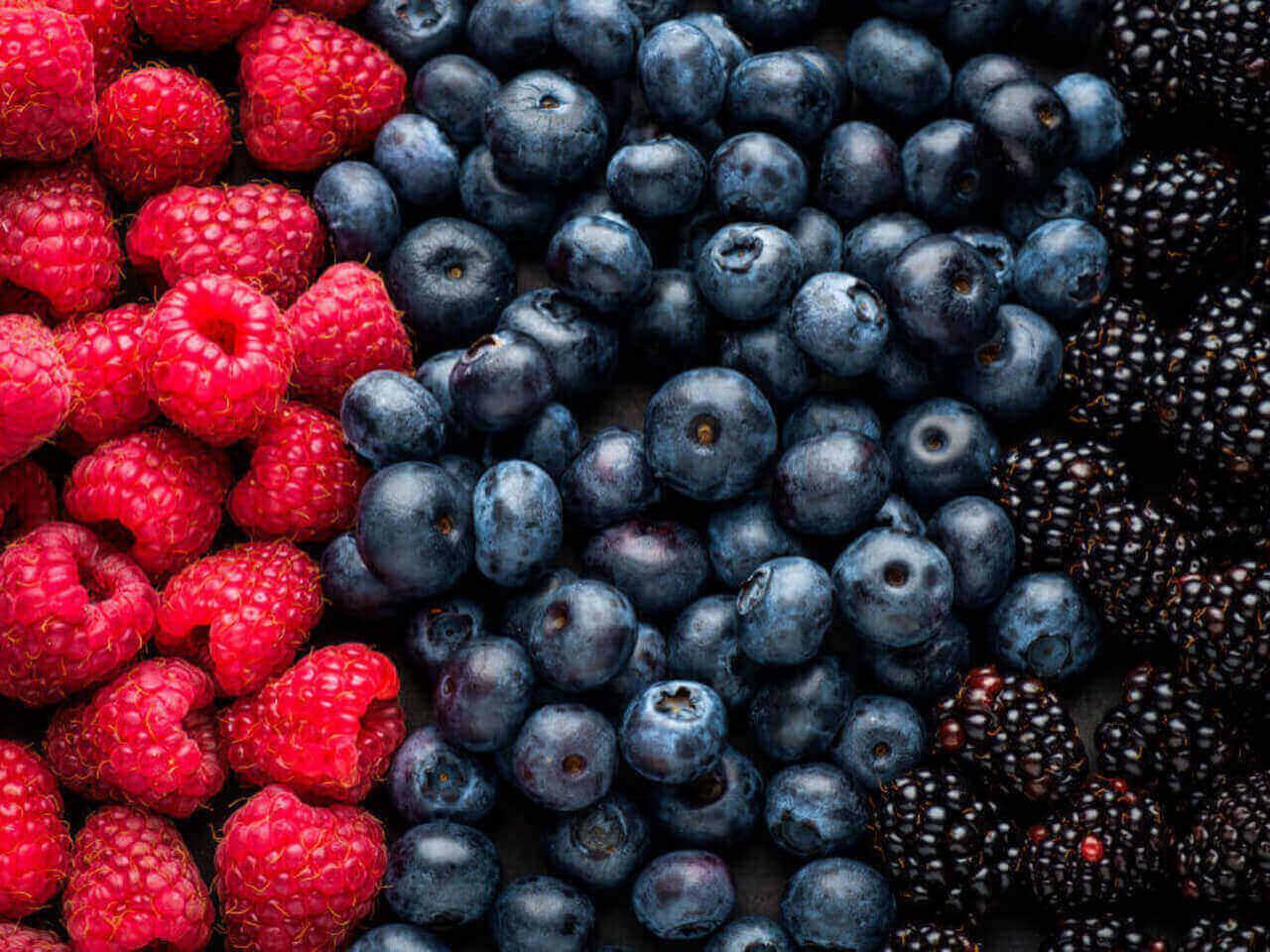 Lesní ovoce plné antioxidantů: Neobyčejně prospěšné a chutné