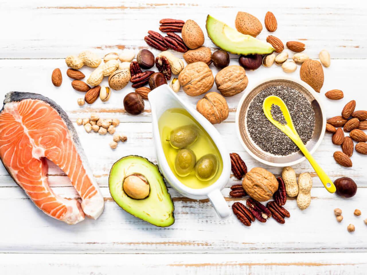 Omega-3 mastné kyseliny: Nezbytné od narození až po stáří