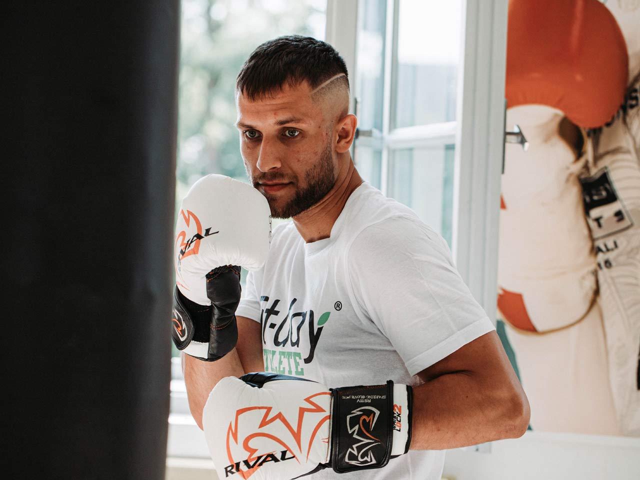Pavel Polakovič - boxer