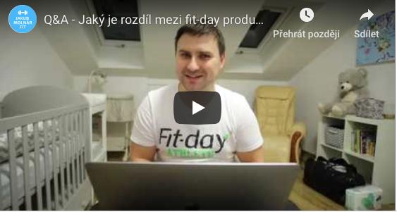 Jakub Molnár Fit - 34. den