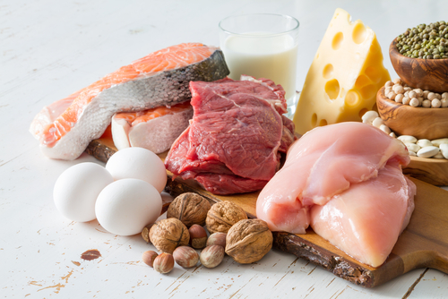 Bílkoviny a aminokyseliny