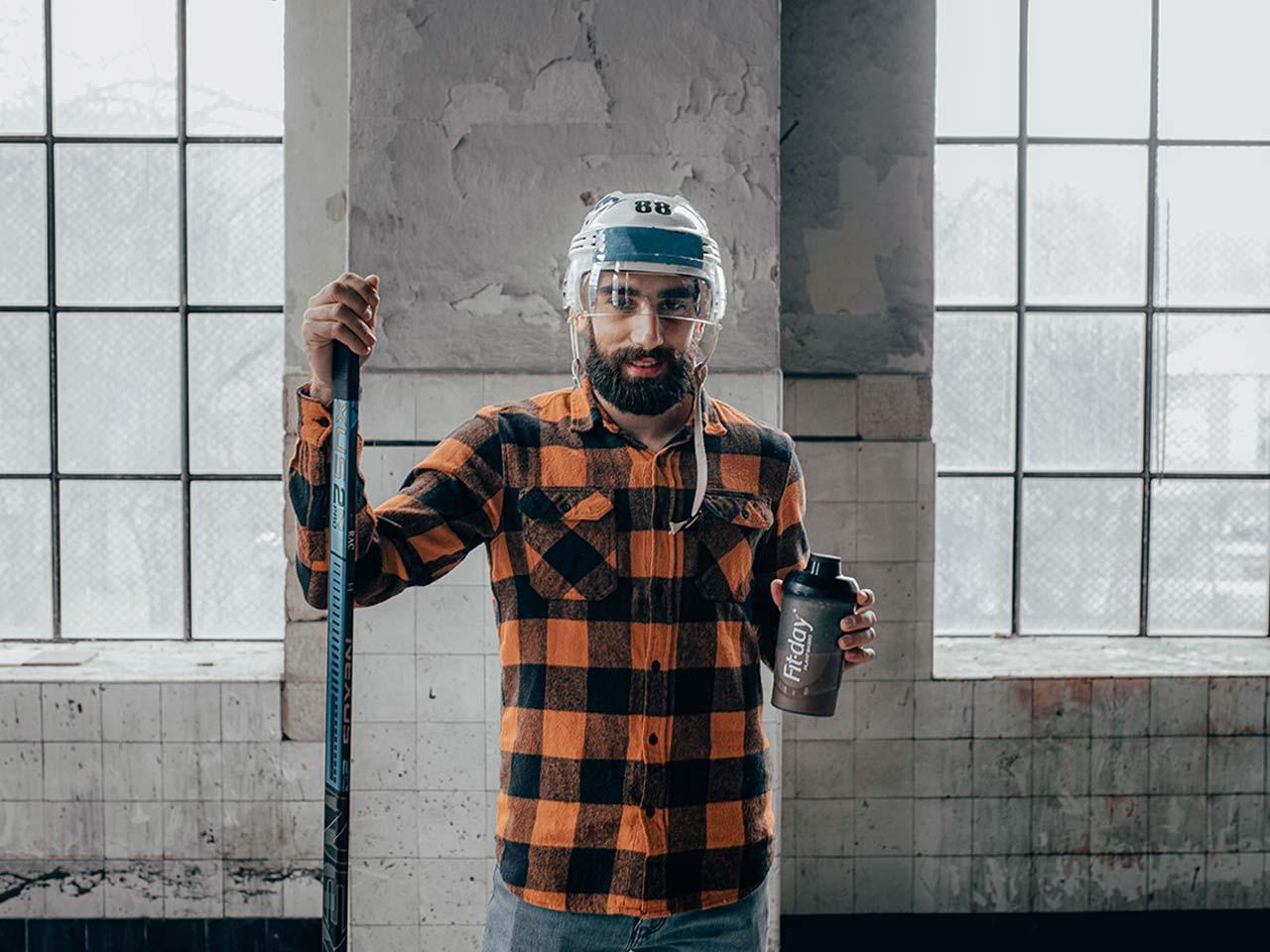 Roman Rác - hokejista