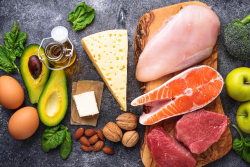 Ketogenní dieta obecně